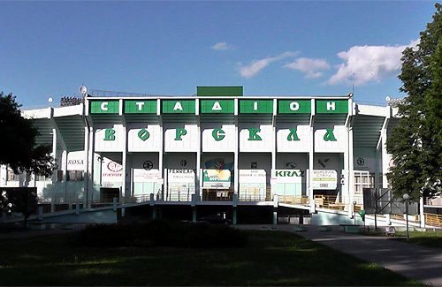 Стадіон «Ворскла» в Полтаві