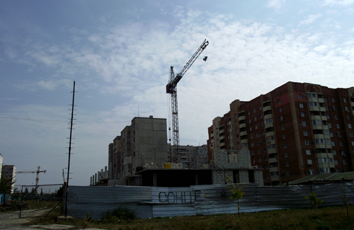 Новостройка по бульвару Боровиковского, 11