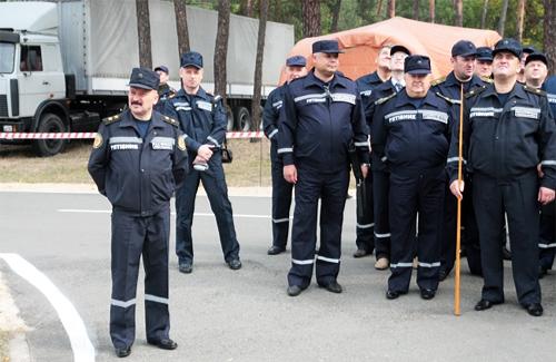 Сегодня украинские спасатели отмечают свой профессиональный праздник