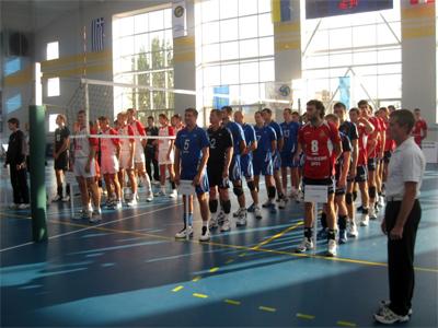 Стартував Кубок України з волейболу