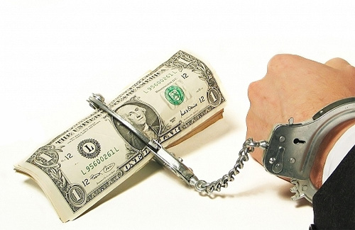 Очередной чиновник задержан за взятку