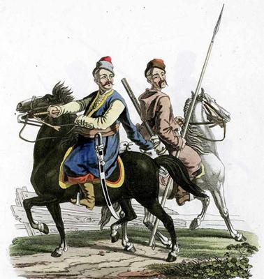 Козацька кіннота