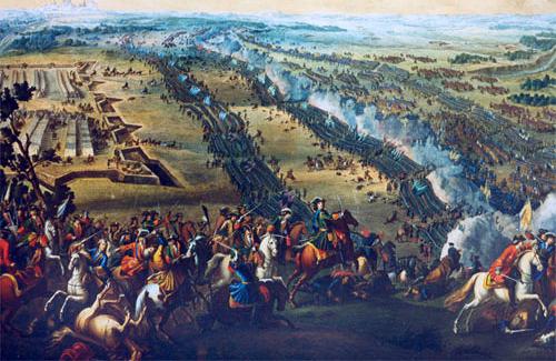 Полтавська битва. Хто знає, чи була б вона, якби Мазепа підтримав повстанців у 1695 році