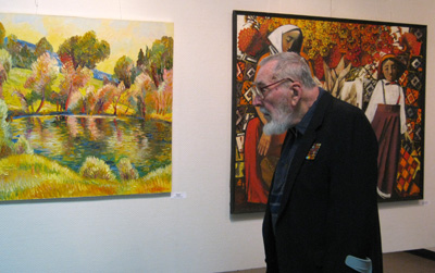 Виставка у Полтавської галереї мистецтв