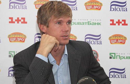 Юрий Максимов — главный тренер «Кривбасса»