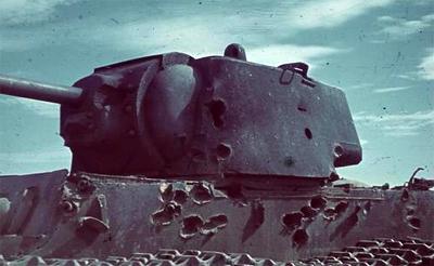 50 попадань для танків Духова не були вироком