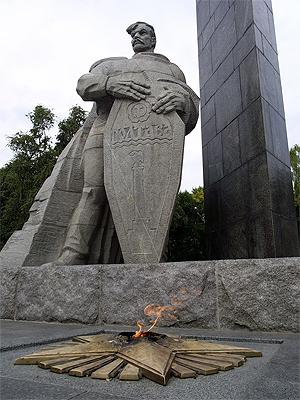 Меморіальний комплекс «Солдатської слави»