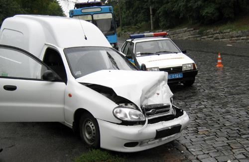 Масштабное ДТП в Полтаве — есть пострадавшие