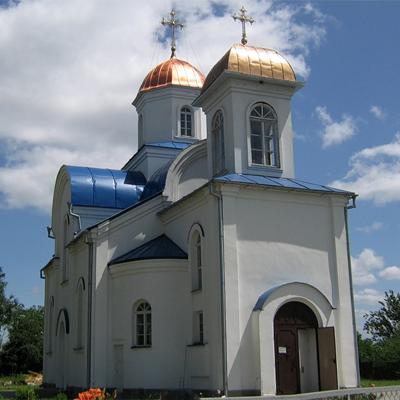 Рождественско-Богородицкая церковь в Полтаве