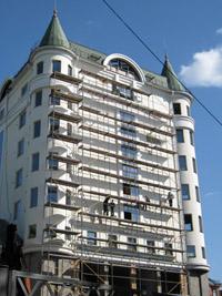 «Будинок Бетмена» у Полтаві