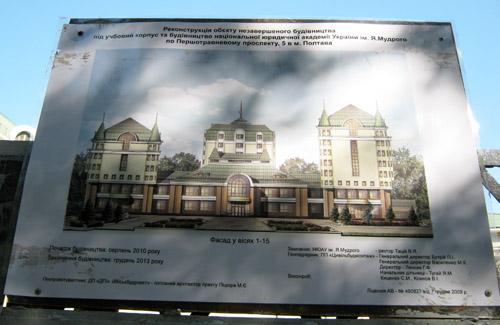 «Будинок Бетмена» у Полтаві нарешті добудують