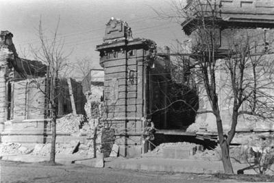 23 сентября советские солдаты увидели Полтаву такой
