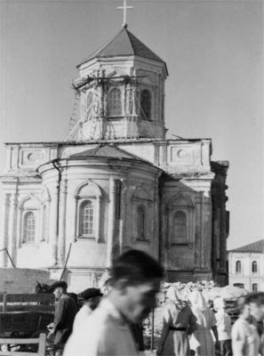 Під час німецької окупації відкривалися храми української, української автокефальної та автономної церков