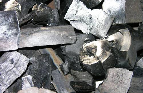 В селі Лівенське виявили підпільний цех по виробництву деревного вугілля