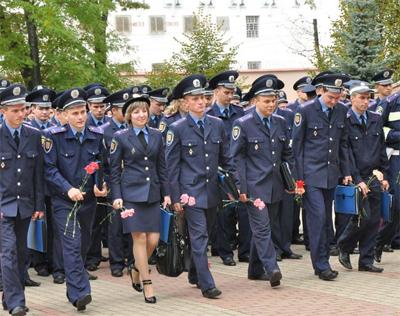 «Молода кров» полтавської міліції