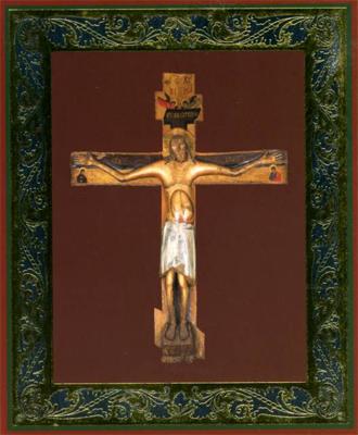 Сегодня праздник Воздвижения Животворящего Креста Господня
