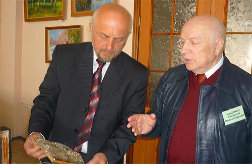 Валентин Міщенко розповів полтавцям про підробки ліків