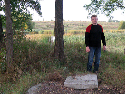 Юрий Синенко поведал историю своей борьбы за чистоту места общественного отдыха