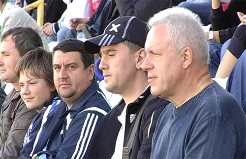 Валерій Асадчев повернувся в Полтаву. На фарт