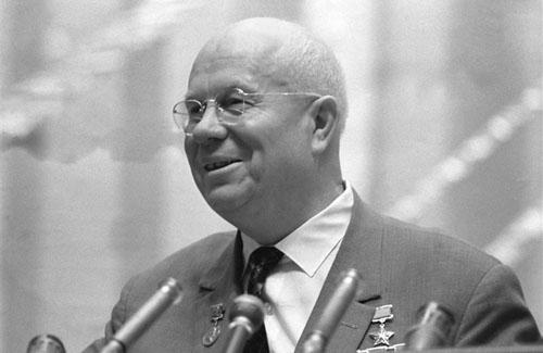 Никита Хрушев