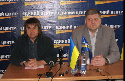 Полтавська битва «Єдиного центру» за якісну Україну