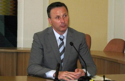 Мэр Полтавы не знаком с «Андреем Половинкой»