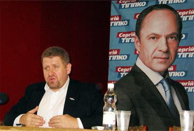 Політолог Кость Бондаренко провів для полтавських ЗМІ прес-конференцію