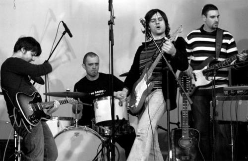 Вперше в Полтаві виступав хорватський рок-гурт Gruhak