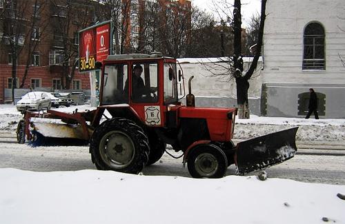Зима 2011-го: готуємося до найгіршого