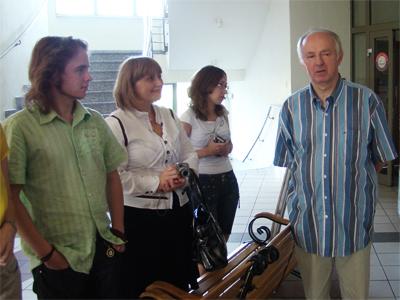 Представник Програми «Європейська освіта» в Полтавському регіоні та мама студентки І курсу ВНЗ в Польщі