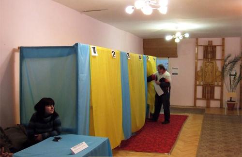 Де можна проголосувати у Полтаві?
