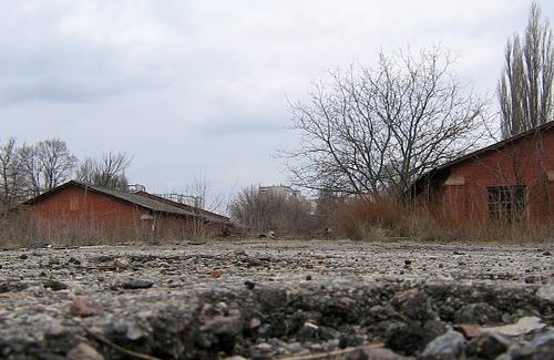 «Я вже не кажу про реалізацію проекту забудови 56 га землі колишньої артилерійської бази...»