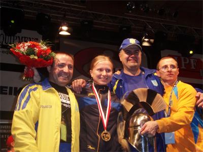 Максим Іваньков та Катерина Клименко ЧС-2007 у Австрії