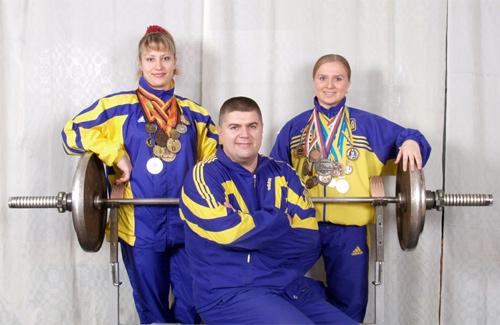 Ірина Яворська, Максим Іваньков та Катерина Клименко