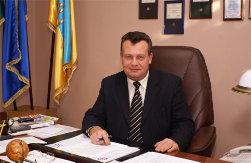 Ждан В'ячеслав Миколайович — ректор Української медичної стоматологічної академії