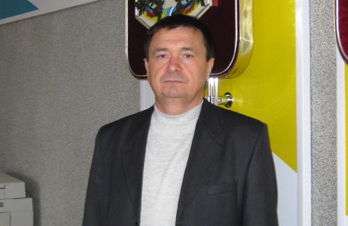 Павло Дробітько — голова Полтавської обласної ТВК