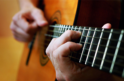 В Буэнос-Айресе проходит Международный фестиваль, посвященный всем, кто любит играть на гитаре