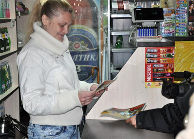 Полтавські діти вже не хочуть купляти цигарки та алкоголь