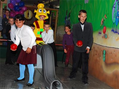 Мережа дитячих розважальних комплексів «Ігроленд»