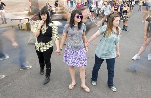 В Полтаве пройдет популярный флешмоб «заморозка»