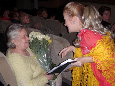 Традиційні квіти матері від поетеси