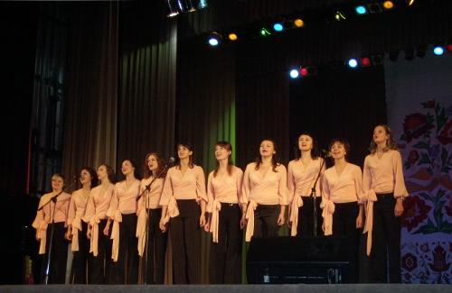 «Пісенні крила» ансамблю «Свічадо» Полтавського національного педуніверситету