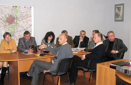 Із засідання архітектурно-містобудівної ради