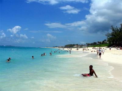 12 октября на Багамах называется Днем открытия