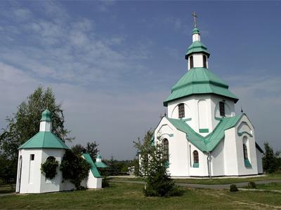 Свято-Покровська церква у Полтаві