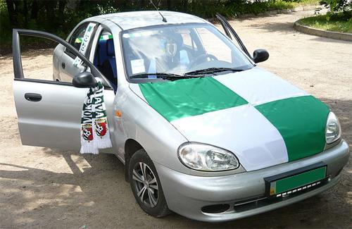 «Ворсклу» поддержат автопробегом