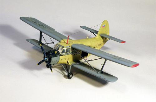 Модель-копія Ан-2