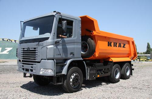 КрАЗ С20.0