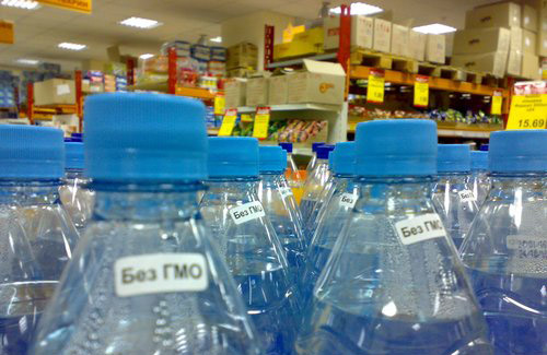 Вода «Без ГМО»