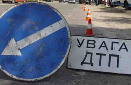 ДТП на «проклятом» километре трассы Киев-Харьков — пострадали 3 грузовика и «Субару»